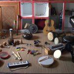 Algunos de los instrumentos que utilizo en las sesiones.